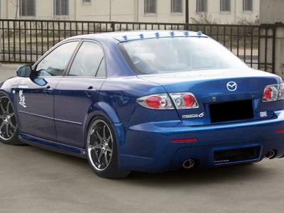 Mazda 6 Bara Spate Japan-Style