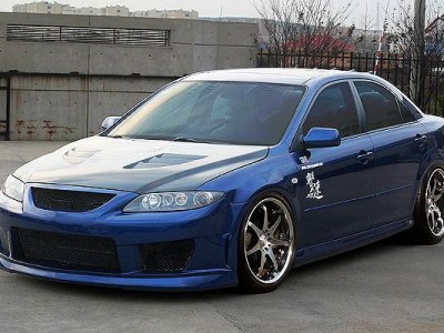 Mazda 6 Japan-Style Body Kit