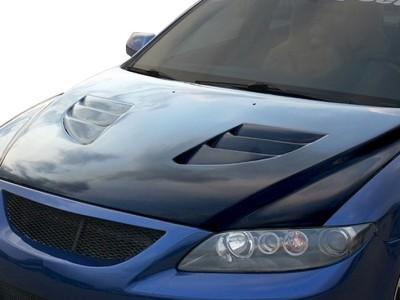 Mazda 6 Japan-Style Motorhaube