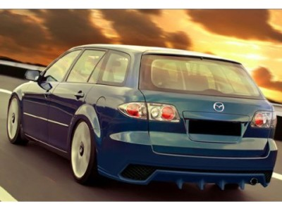 Mazda 6 MK1 A2 Rear Bumper