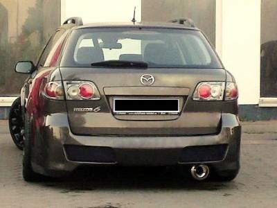 Mazda 6 MK1 Atex Rear Bumper