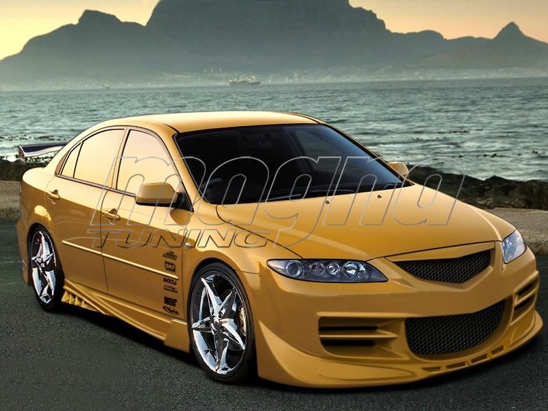 Talal minden Mazda 6 MK1 limuzin / hatchback modellhez 2002-2007 ...