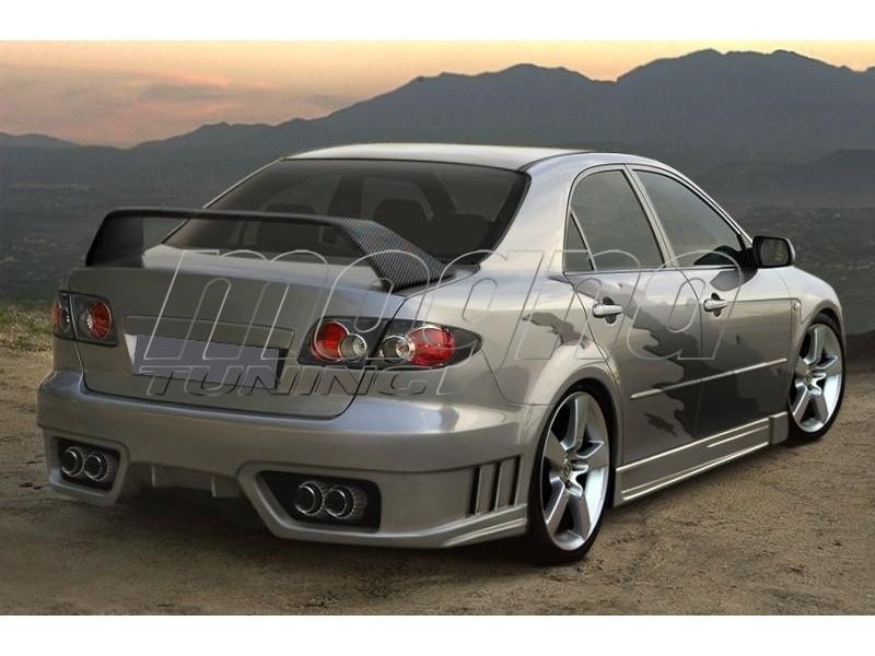 ... all Mazda 6 MK1 limousine / hatchback models made between 2002-2007