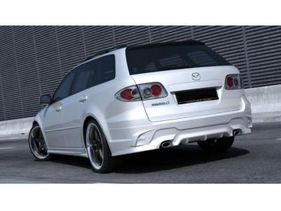 Mazda 6 MK1 Kombi M2-Style Heckstossstange