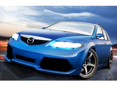 Mazda 6 MK1 Lambo-Style Frontstossstange
