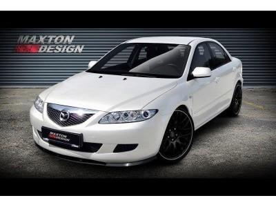 Mazda 6 MK1 M-Line Front Bumper Extension