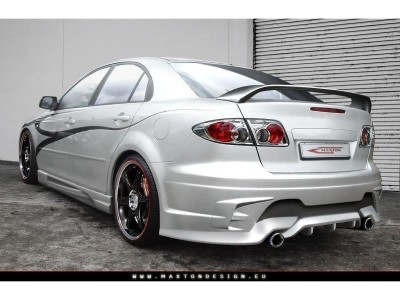 Mazda 6 MK1 M-Style Heckstossstange