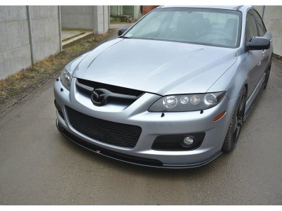 Mazda 6 MK1 MPS MX Front Bumper Extension