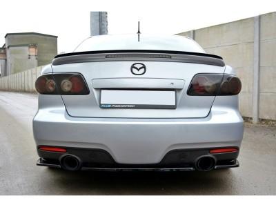 Mazda 6 MK1 MPS MX Heckansatz