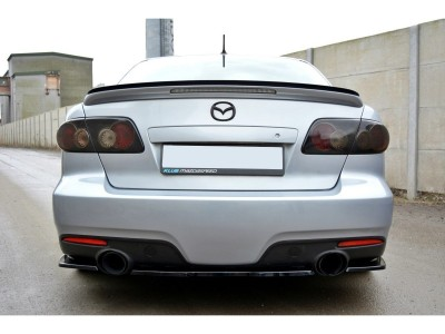 Mazda 6 MK1 MPS MX Rear Bumper Extension