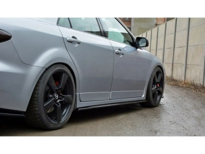 Mazda 6 MK1 MPS MX Side Skirt Extensions