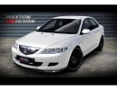 Mazda 6 MK1 MX Front Bumper Extension