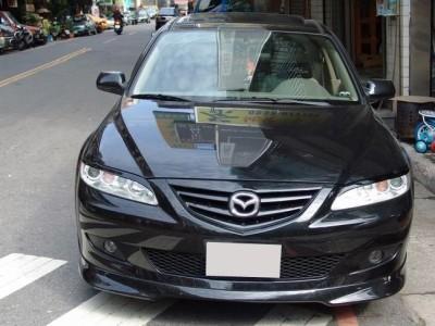 Mazda 6 MK1 SX Frontansatz