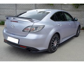 Mazda 6 MK2 Matrix Rear Bumper Extensions