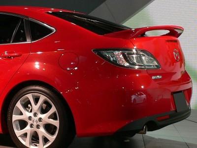 Mazda 6 MK2 Speed Heckflugel