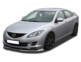 Mazda 6 MK2 Verus-X Front Bumper Extension