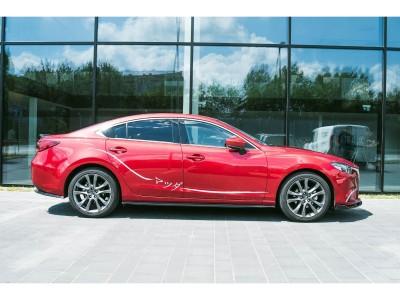 Mazda 6 MK3 Extensii Praguri Matrix