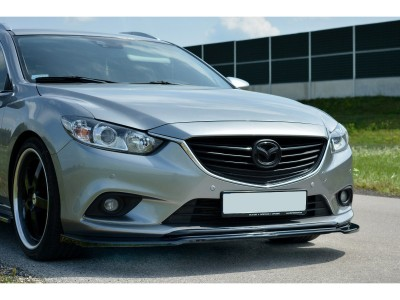 Mazda 6 MK3 MX Front Bumper Extension
