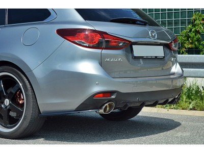 Mazda 6 MK3 MX Rear Bumper Extension