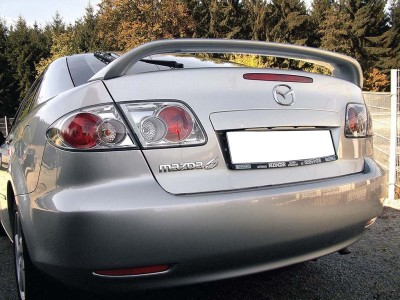 Mazda 6 Sedan Eleron Speed
