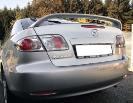 Mazda 6 Sedan Speed Rear Wing