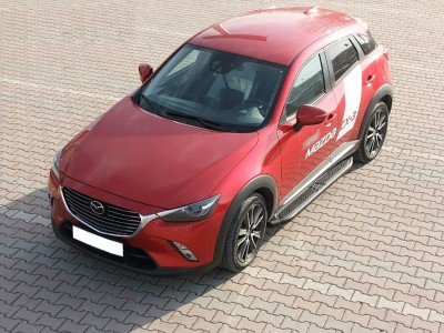 Mazda CX-3 Atos-B Running Boards