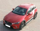 Mazda CX-3 Atos Running Boards