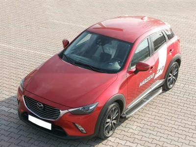Mazda CX-3 Atos Running Boards