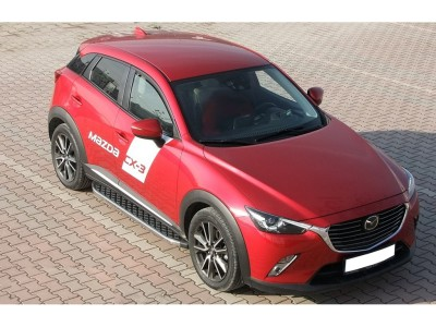 Mazda CX-3 Helios Running Boards