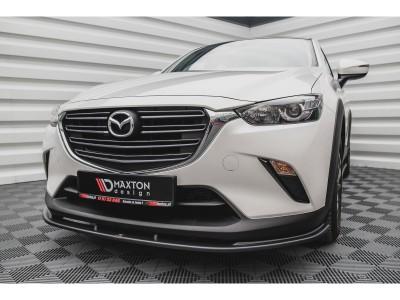 Mazda CX-3 MX Front Bumper Extension