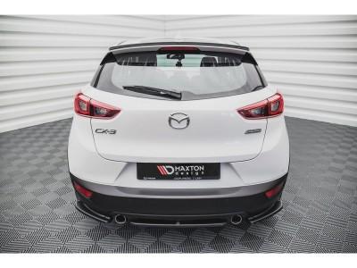 Mazda CX-3 MX Heckansatz