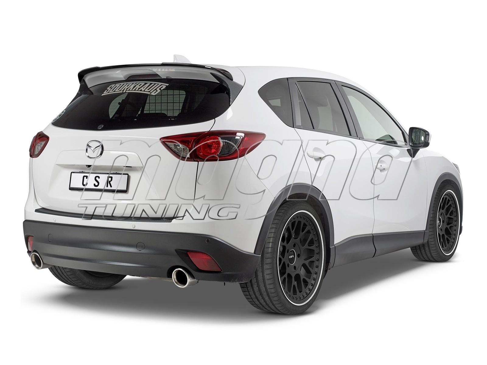 Mazda CX-5 KE Citrix Rear Wing Extension