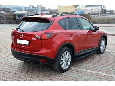 Mazda CX-5 KE Helios-B Running Boards
