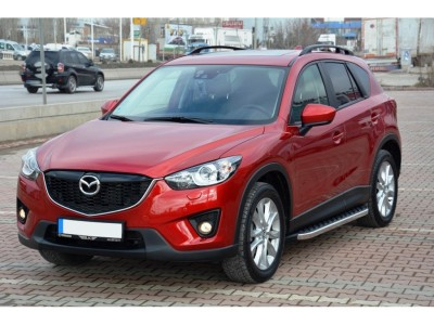 Mazda CX-5 KE Helios Running Boards