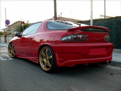 Mazda MX3 D-Line Heckstossstange