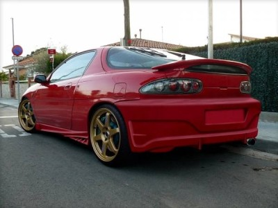 Mazda MX3 D-Line Side Skirts