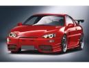 Mazda MX3 F-Style Front Bumper