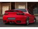 Mazda MX3 F-Style Rear Bumper