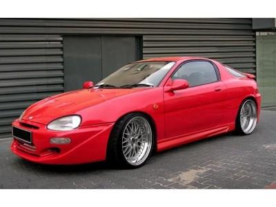 Mazda MX3 PR Seitenschwellern