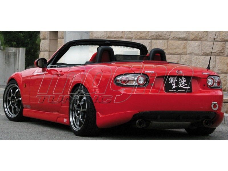 mazda mx5 nc japan style body kit. Black Bedroom Furniture Sets. Home Design Ideas
