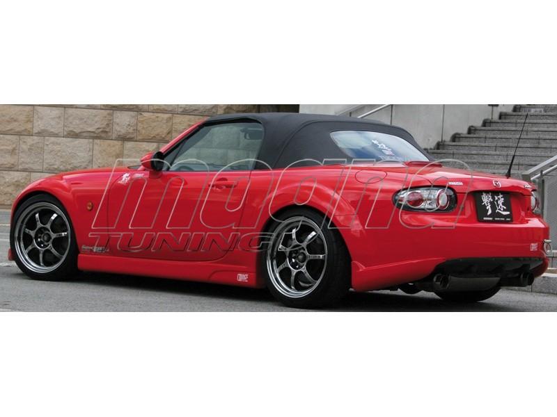 Mazda Mx Nc Japan Style Seitenschwellern Picture