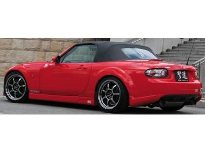 Mazda MX5 NC Praguri Japan-Style