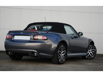 Mazda MX5 NC Razor Rear Bumper Extension