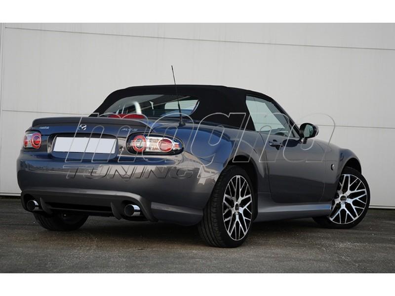 Mazda Mx5 Nc Razor Rear Wing