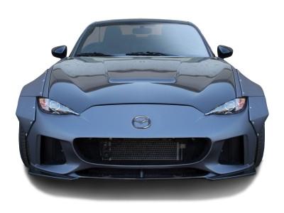 Mazda MX5 ND Citrix Carbon Motorhaube
