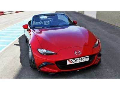 Mazda MX5 ND MX Front Bumper Extension