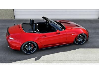 Mazda MX5 ND MX Heckflugelaufsatz