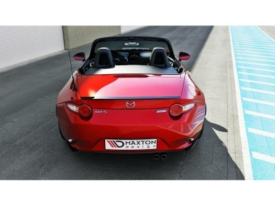Mazda MX5 ND MX Rear Bumper Extensions