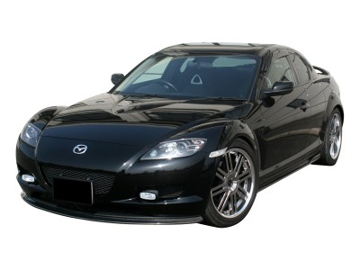 Mazda RX8 Japan-Style Front Bumper Extension