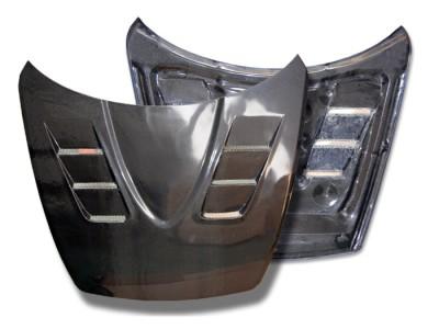 Mazda RX8 Razor Carbon Fiber Hood